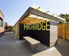 Highbridge Recreation Center/ Washington Heights/ NYC