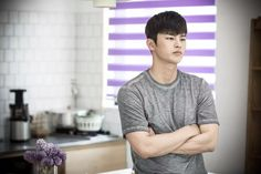 "Seo In Guk - Stills for 2015 drama ""I Remember You""/ ""Hello Monster"""