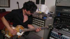 Maya Galattici recording the new Album!