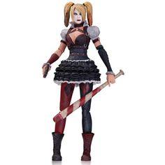 [Batman: Arkham Knight: Action Figures: Harley Quinn (Product Image)]
