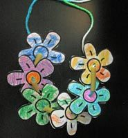 """Pair with Mickey Mouse Clubhouse episode """"Mickey's Big Splash"""" Hawaiian Kids Crafts, Hawaii Crafts, Flower Crafts Kids, Toddler Crafts, Crafts For Kids, Arts And Crafts, Preschool Themes, Preschool Crafts, Activities For Kids"""