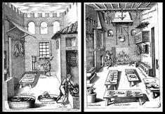 All sizes   Opera di M. Bartolomeo Scappi (1570) Cucina Principale   Flickr - Photo Sharing!