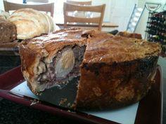 Jane Grigson's Gala Pork Pie