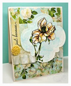 ChristineCreations: The Tea Rose