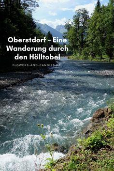 Oberstdorf – Eine Wanderung durch den Hölltobel