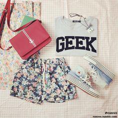 #geek - #outfit