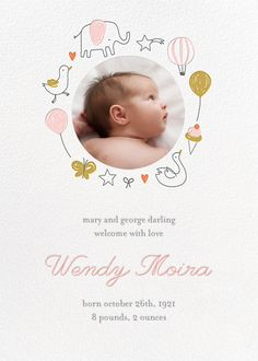 29 Best Birth Announcement Card Images Baby Cards Birth