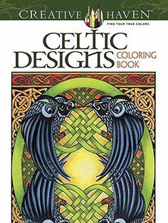Creative Haven Celtic Designs Coloring Book (Creative Haven Coloring Books) von Carol Schmidt http://www.amazon.de/dp/0486803104/ref=cm_sw_r_pi_dp_P1svvb101KZP8