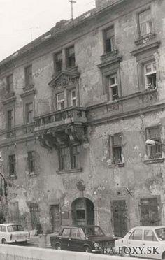 Bratislava, Old Photos, Europe, Exterior, Travel, Times, Old Pictures, Viajes, Vintage Photos