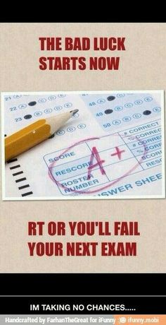 Finals are here so not gonna take any chances