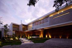 hernandez silva arquitectos: house FF, mexico | designboom