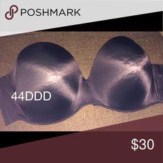 349e0644255 Cacique 42 DDD nude multiway bra GUC underwire