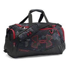 2ddd943620 Gym Bags · UA Storm technology delivers an element-battling