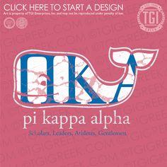Pi Kappa Alpha | ΠKA | Pike | PR | Fraternity PR | TGI Greek | Greek Apparel | Custom Apparel | Fraternity Tee Shirts | Fraternity T-shirts | Custom T-Shirts