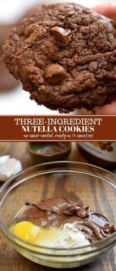 Nutella Cookies reci