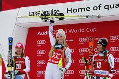 Lindsey Vonn imbattibile a Lake Louise