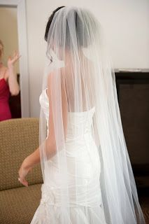 DIY Inept, or Why My Love for Etsy Knows No Bounds :  wedding decor diy montreal Veil veil