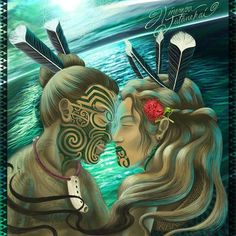 Maori Arts Elemental                                                       … Tahiti, Maori Legends, Maori Symbols, Maori Patterns, Maori People, Polynesian Art, Maori Designs, New Zealand Art, Nz Art