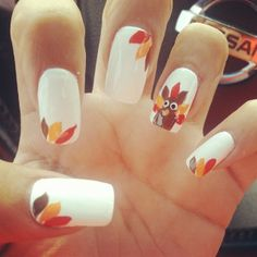 Turkey nails