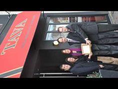 Diners Turkish Delight Restaurant Teddington London - YouTube