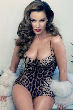 ru_glamour: София Вергара в Vanity Fair