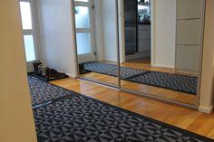 Smudsmåtter sikrer tørre fødder og rene gulve - velkommer børn og voksne i den familievenlig entré