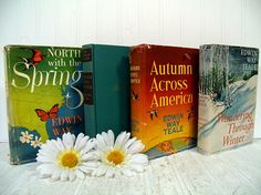The American Seasons North With The Spring Journey Into