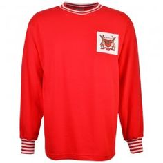 2129bc41432 Nottingham Forest 1967 -1970 Retro Football Shirt Fa Cup Final