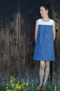 Ruby Dress by CutCutSew | Project | Sewing / Dresses | Kollabora #diy #kollabora #sewing #dress