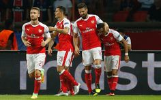Paris St Germain wasted the chance to ignite their stuttering start to the season when they were held to a 1-1 home draw by Arsenal in their Champions League Group A opener on Tuesday.