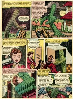 AstroDevil Alternate Worlds, Comic Book Pages, American Comics, Nerdy, Cactus, Horror, Walking, Characters, Group