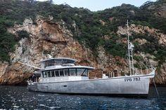FPB 78-2 Long Range Motor Yacht for Hire