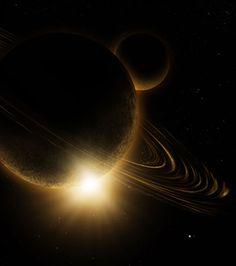 OVNIS EN SATURNO OCULTADOS POR LA NASA.