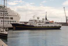 'Serenissima' alongside Aurora in Ponta Delgada, the Azore…   Flickr