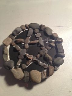 Wiccan Crafts )o(: Making your own altar tile