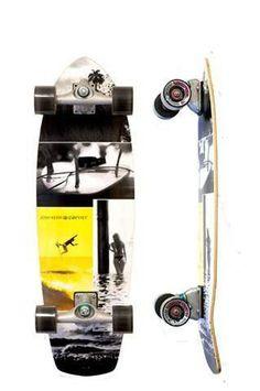 """Carver Skateboards 31.75"""" Kerrlage - Surf' in Monkeys School & Shop"""