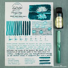 thINKthursday - Robert Oster Signature Tranquility