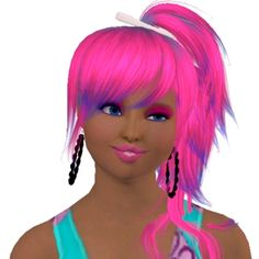 Mia Cocoa by tagiicocoa17 - The Exchange - Community - The Sims 3. I made her. Mia is a party girl. She is the youngest; born one minute after her twin sister, Tagii. She is a young adult. Her traits are: Great Kisser, Good Sense Of Humor, Flirty, Party Animal, Charismatic. She's been known to break up some relationships, so keep an eye on her. You can also see what her other outfits are on the download page.