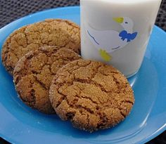 Wicklewood's Ginger Nut Biscuits Gluten Free) Recipe - Food.com - 437603. see reviews for add'l suggestions