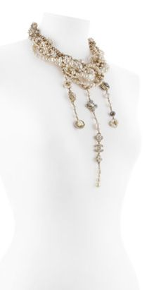 Chanel Cruise Dubai 2015 Costume Jewelry Chanel Dubai, Chanel Cruise, Costume Jewelry, Pearl Necklace, Pearls, Chain, Board, Fashion, String Of Pearls