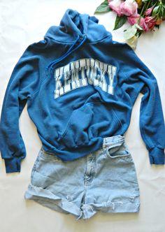 Vintage KY hoodie- $16