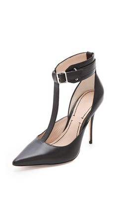 Saucy Ankle Cuff Pumps from Elizabeth and James