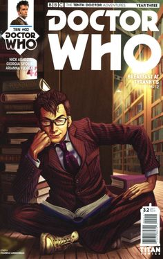 8/10 - Tenth Doctor 3.2