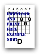 "20 Free ""beginner friendly"" Giant Guitar Chord Grids to download and print for your teaching studio, classroom or bedroom wall?"