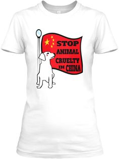 STOP Animal Cruelty In China!