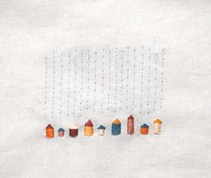 bordados: bordados a mano // handmade embroidery - ciudad