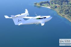 AKOYA - sport flying - 2-seat aircraft - innovative design - LISA Airplanes