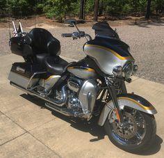 2012 Harley Davidson FLHTCUSE7 CVO for sale, Price:$28,000. Aiken, South Carolina
