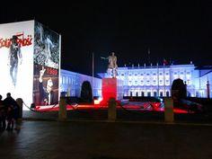 #Pałac #Prezydencki w #Warszawie jest od 1994 oficjalną siedzibą #Prezydenta #Rzeczpospolitej #Polskiej .  #Monumentalny #gmach , który wywiera niesamowite #wrażenie jest #największym #pałacem w #Warszawie  #Prezydent #Palac #Warszawa #Polska #Solidarność  #Polish #President #Presidential #Palace #Warsaw #Poland #Solidarity #Solidarnosc #Freedom #PL