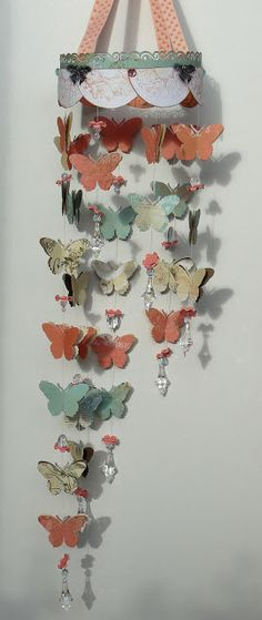 Butterfly Mobile Tutorial